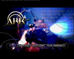 Ark Menu Dvd photo 1 sur 7