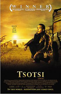 photo 9/11 - Affiche originale - Mon nom est Tsotsi - © MK2