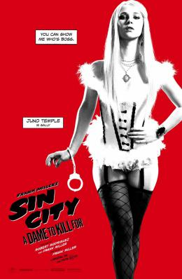 photo 47/47 - Sin City : j'ai tué pour elle