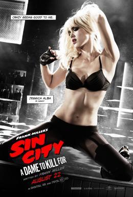 photo 40/47 - Sin City : j'ai tué pour elle