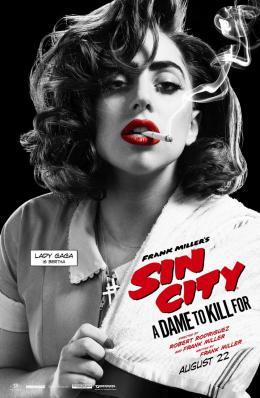 photo 46/47 - Sin City : j'ai tu� pour elle