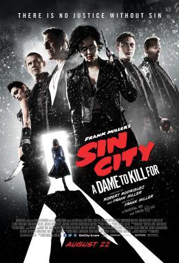 photo 34/47 - Sin City : j'ai tué pour elle