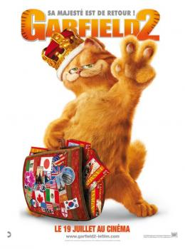 photo 3/30 - Affiche préventive française - Garfield 2 - © 20th Century Fox