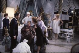 photo 7/22 - Cliff Robertson, Rex Harrison, Susan Hayward - Gu�pier pour Trois Abeilles - © Wild Side Video