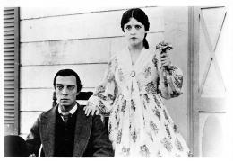 photo 6/20 - Buster Keaton et Marion Mack - Le mécano de la Générale - © MK2 Editions