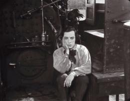 photo 7/20 - Buster Keaton - Le mécano de la Générale - © MK2 Editions