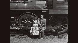 photo 8/20 - Buster Keaton et Marion Mack - Le mécano de la Générale - © MK2 Editions