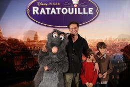 Guillaume Lebon Ratatouille - Avant-première à Paris photo 3 sur 3
