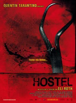 photo 5/37 - Deuxième affiche française - Hostel - © Gaumont Columbia Tristar Films France