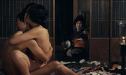 L'Empire des sens Eiko Matsuda et Tatsuya Fuji photo 8 sur 9