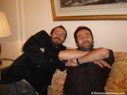 photo 17/23 - Rencontre avec Julien Boisselier & Gilles Lelouche - On va s'aimer - © Commeaucinema.com