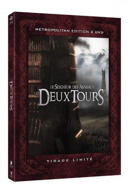 photo 24/25 - Coffret dvd avec les deux versions - Le Seigneur des anneaux : les deux tours - © Métropolitan Film