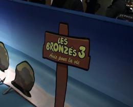photo 93/96 - Avant-Premi�re des Bronz�s 3 - Paris, 23 janvier 2006 - � Commeaucinema.com - Les bronz�s 3 amis pour la vie