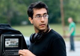 Ramin Bahrani Sur le tournage de Goodbye Solo photo 3 sur 3
