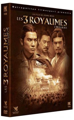 photo 46/46 - DVD Version longue, coffret des deux parties - Les Trois royaumes - © Métropolitan Film
