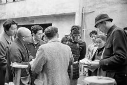 Les Sept Samouraïs Toshiro Mifune et Akira Kurosawa photo 1 sur 16