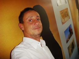 Gilles De Maistre Autoportrait - Octobre 2007 photo 1 sur 4