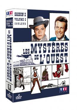 photo 1/1 - Les myst�res de l'Ouest - Saison 2 - © TF1 Vid�o