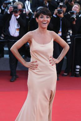 Florence Foresti Cannes 2017 Clôture Tapis photo 1 sur 73