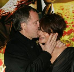 photo 18/53 - Avant-première à Paris (janvier 2007) - Fabrice Luchini & Laura Morante - Molière - © Isabelle Vautier pour Commeaucinema.com