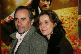 photo 36/53 - Avant-première à Paris (janvier 2007) - Antoine Duléry & Pascale Pouzadoux - Molière - © Isabelle Vautier pour Commeaucinema.com
