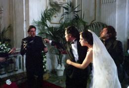 photo 8/17 - Sergio Castellitto, Sami Frey et Donatella Finocchiaro - Le Metteur En Sc�ne De Mariages - © Films sans Fronti�res