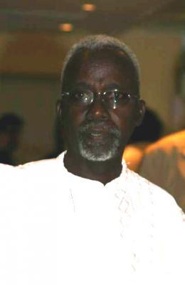 Souleymane Cissé Cannes 2007 photo 1 sur 5