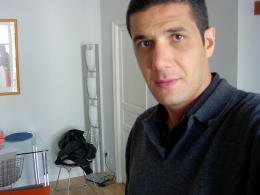 Nabil Ayouch Rencontre à l'occasion de la sortie de 'Whatever Lola Wants' (Avril 2008) photo 5 sur 11