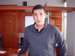 Nabil Ayouch Rencontre à l'occasion de la sortie de 'Whatever Lola Wants' (Avril 2008) photo 7 sur 11
