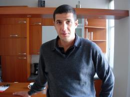 Nabil Ayouch Rencontre à l'occasion de la sortie de 'Whatever Lola Wants' (Avril 2008) photo 9 sur 11