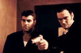Une Nuit en Enfer George Clooney, Quentin Tarantino photo 4 sur 10