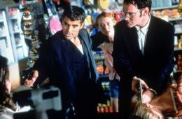 Une Nuit en Enfer George Clooney, Quentin Tarantino photo 5 sur 10