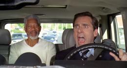 Evan Tout Puissant Steve Carell et Morgan Freeman photo 9 sur 54