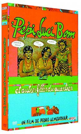 Pepi, Luci. Bom et les autres filles du quartier Dvd photo 1 sur 2