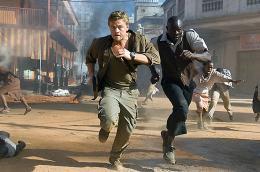 photo 30/37 - Leonardo Dicaprio et Djimon Hounsou - Blood Diamond - © Warner Bros