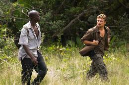 photo 23/37 - Leonardo Dicaprio et Djimon Hounsou - Blood Diamond - © Warner Bros