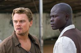 photo 29/37 - Leonardo Dicaprio et Djimon Hounsou - Blood Diamond - © Warner Bros