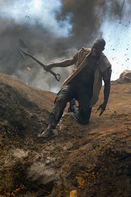 photo 17/37 - Djimon Hounsou - Blood Diamond - © Warner Bros