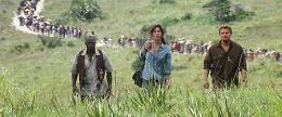 photo 13/37 - Djimon Hounsou, Jennifer Connelly et Leonardo Dicaprio - Blood Diamond - © Warner Bros