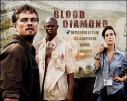 photo 36/37 - Menu Dvd - Blood Diamond - © Warner Bros