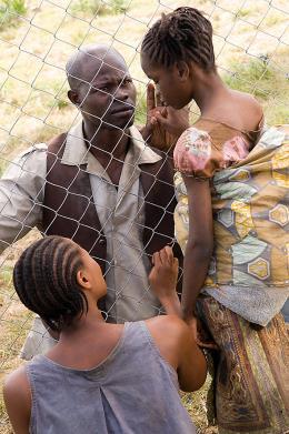 photo 11/37 - Djimon Hounsou - Blood Diamond - © Warner Bros