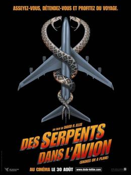 Des serpents dans l'avion Affiche Teaser photo 9 sur 9