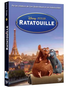 photo 121/122 - Dvd - Edition simple - Ratatouille - © BVHE
