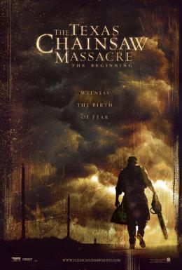 photo 2/25 - Affiche américaine - Massacre à la tronçonneuse : le commencement - © Métropolitan Film