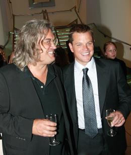 photo 60/133 - Paul Greengrass et Matt Damon - Avant-Premi�re � Londres, le 15 ao�t 2007 - La Vengeance dans la Peau - © Paramount