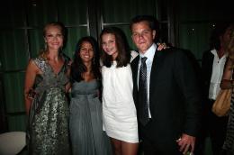 photo 102/133 - Joan Allen, Matt Damon et invit�es - Avant-Premi�re � Londres, le 15 ao�t 2007 - La Vengeance dans la Peau - © Paramount