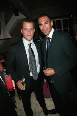 photo 108/133 - Matt Damon et Joey Ansah - Avant-Premi�re � Londres, le 15 ao�t 2007 - La Vengeance dans la Peau - © Paramount