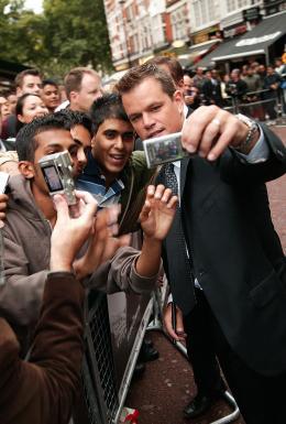 photo 49/133 - Matt Damon - Avant-Premi�re � Londres, le 15 ao�t 2007 - La Vengeance dans la Peau - © Paramount