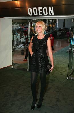 photo 94/133 - Kimberley Stewart - Avant-Premi�re � Londres, le 15 ao�t 2007 - La Vengeance dans la Peau - © Paramount