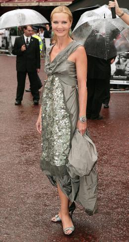 photo 73/133 - Joan Allen - Avant-Premi�re � Londres, le 15 ao�t 2007 - La Vengeance dans la Peau - © Paramount